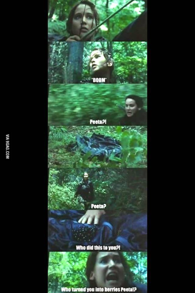 I Fricking Love The Hunger Games Dank Memes Amino