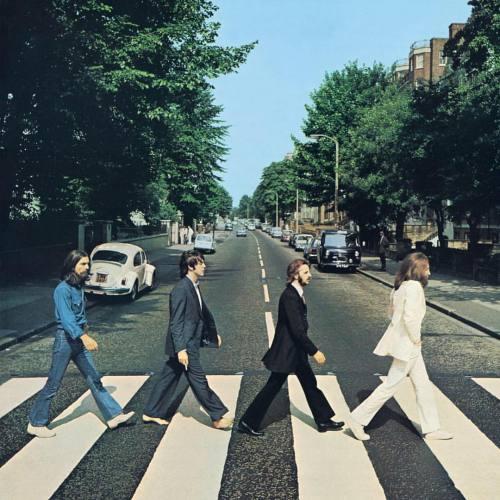 """On this day in 1969, this iconic photo was taken to become the cover of """"Abbey Road"""", the last studio album to be recorded by The Beatles. While it was not the last recording to be released, the music from this album will live on forever in the..."""