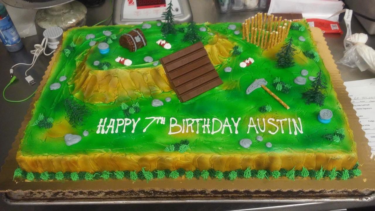 Ideas For Marshmallow Man Fortnite Birthday Cake Wallpaper