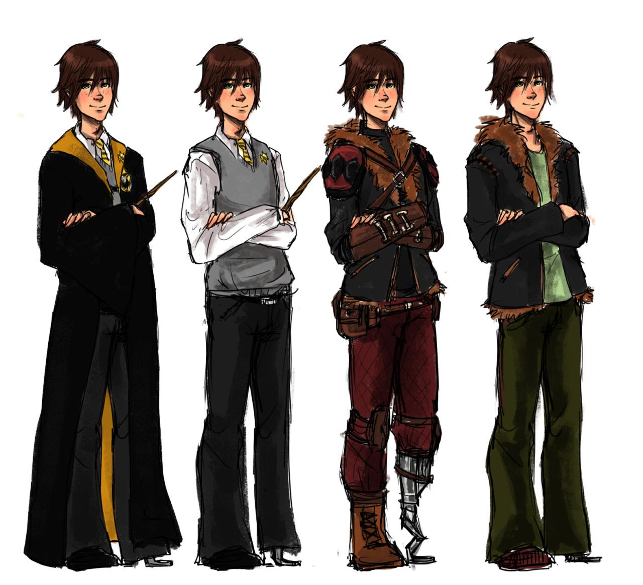 Hogwarts Au Is Best Au The Dragon Tamer First Name