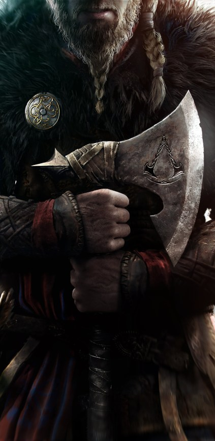 Assassins Creed Valhalla Wallpaper Android Iphone Wallpaper