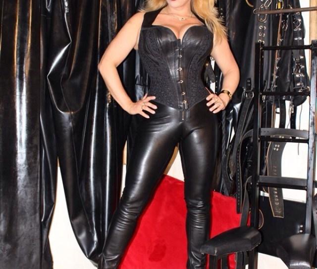 Myleatherfetish Leather Domme
