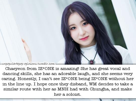 chaeyeon – KPop Fan