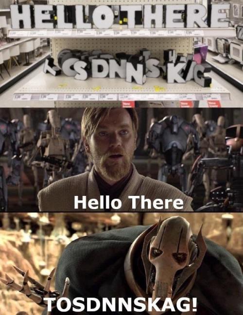 General Kenobi Memes Kapwing