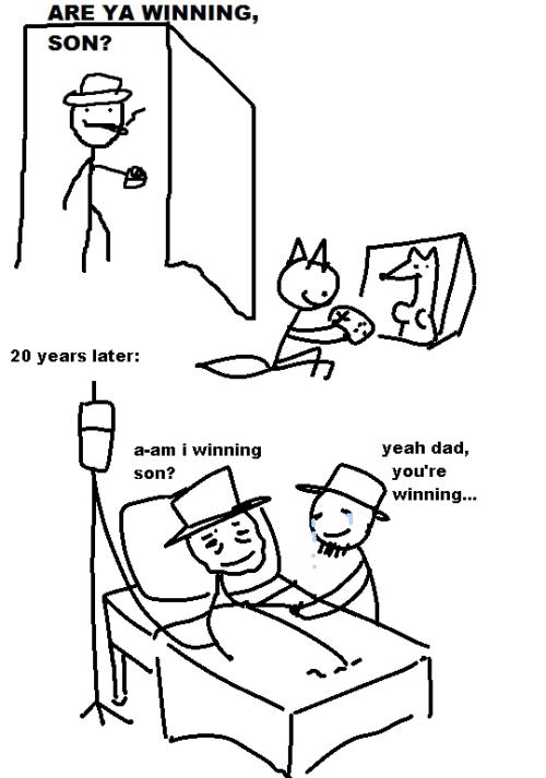 Are Ya Winning Son Memes Kapwing