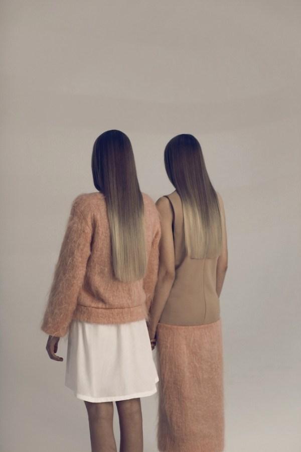 knitGrandeur: Twin Set