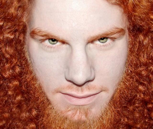 Green Eyesredheadred Haircurly Redheadsrednatural Redheadredheads Manred Beard