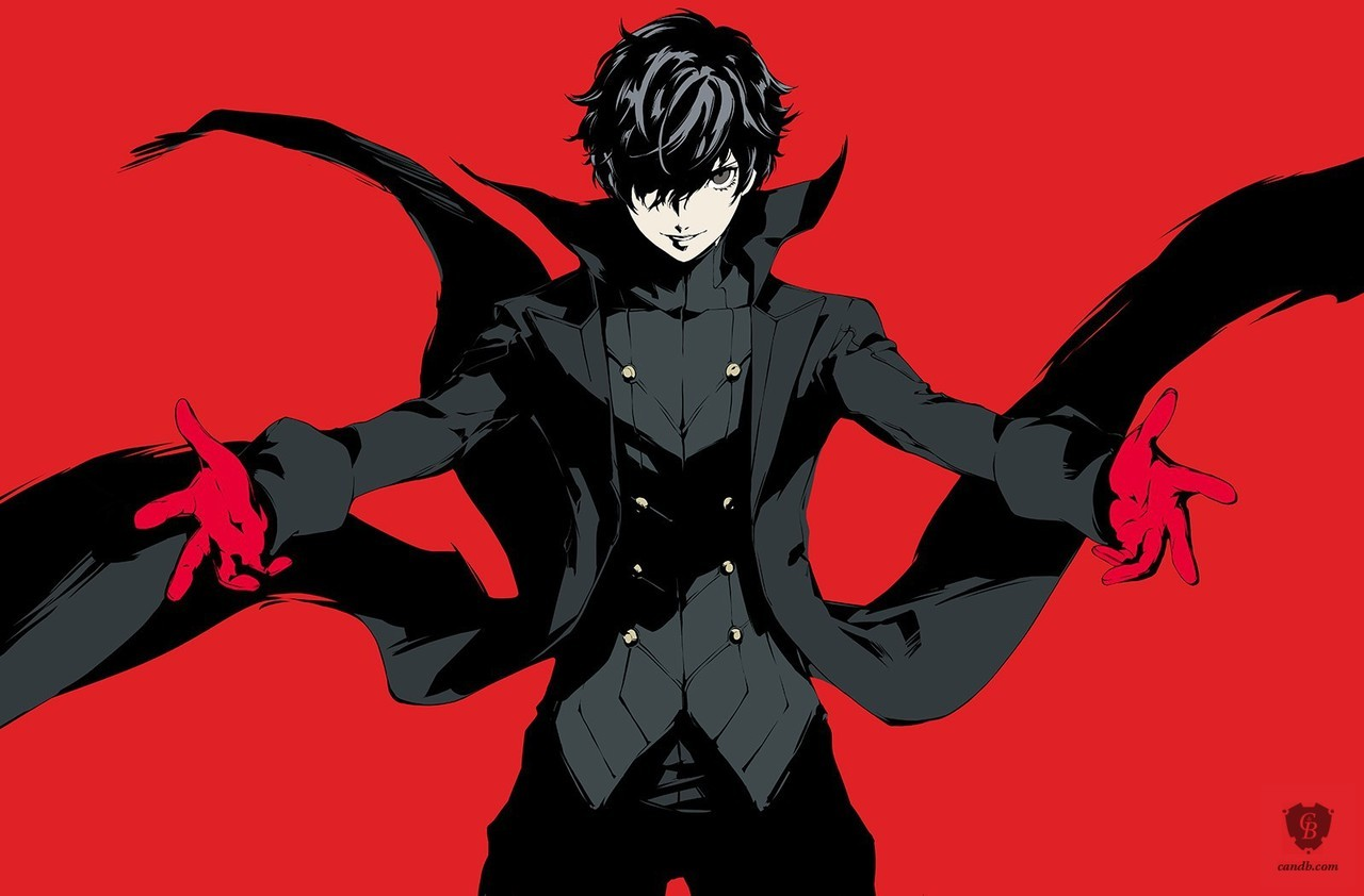 d156c2c06 Joker from Persona 5 in Challenger Pack  1 for Smash Bros… – Gaming