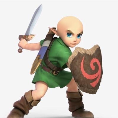 Young Link Shield Break Lol Coub The Biggest Video Meme Platform