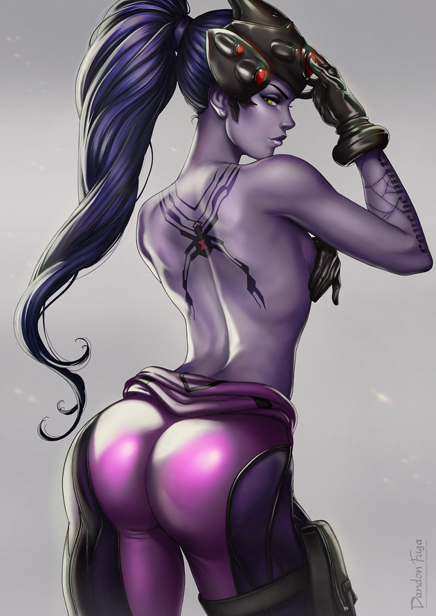 Widowmaker's Ass