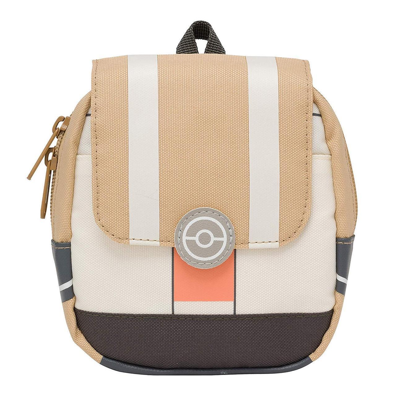 The Pokemon Center has released replica backpacks of the