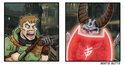 Doom Slayer Explore Tumblr Posts And Blogs Tumgir