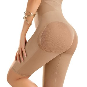 Seamless High Waist Shapewear with Thigh Compression. This is the best seamless undergarment I... , Tue, 16 Jun 2020 19:13:22 +0100