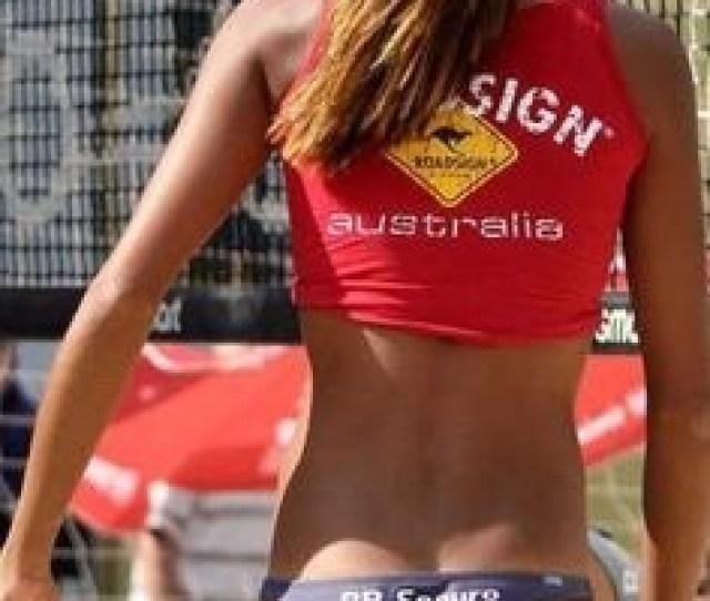Volleyballfemale Volleyball Playerget Fitfitspirationfitnessfitblrbodyfitfam