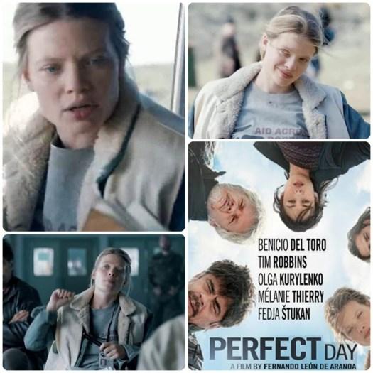 Mélanie Thierry,Olga Kurylenko,Benicio del Toro,Tim Robbins,Mélanie Thierry,A Perfect Day,Mükemmel Bir Gün, Fernando León de Aranoa,2015, İspanyol, Paula Farias,Dejarse Llover,İngilizce,Sırpça,İspanyolca,Fransızca,Boşnakça,Katya,Sophie,Um Dia Perfeito,Перфектен ден,A Perfect Day: un jour comme un autre,A Perfect Day: un jour comme un autre,El pozo,1981,The Legend of 1900,Charles II: The Power and The Passion,Louise de Kérouaille, Babylon A.D.,Aurora, A Perfect Day,Sophie,One for the Road,Magali,Le dernier pour la route,L'Autre Dumas,Charlotte Desrives,The Zero Theorem,Bainsley,