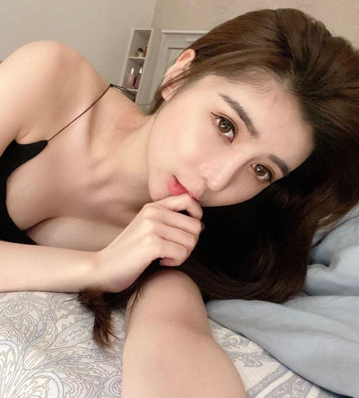 IG正妹—黃可比