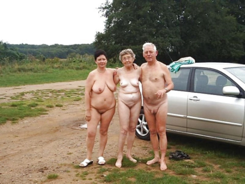 Camp landing may nj nudist