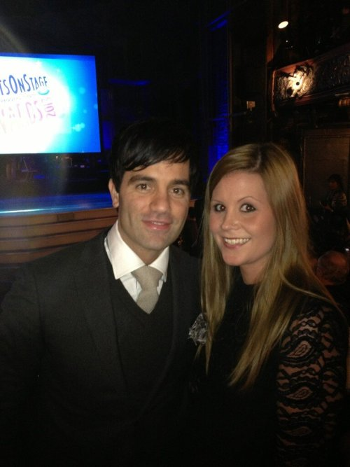 Karimloo And Gina Ramin Beck