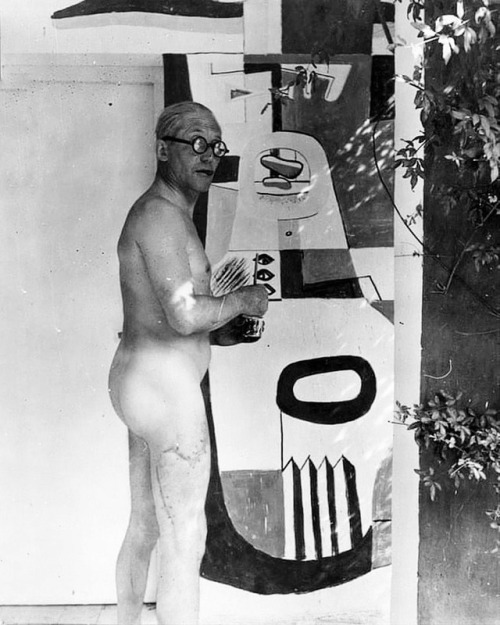 If H were a club,… the honorary partner would be Le Corbusier. 1