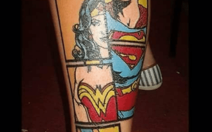 52d8edc0a Wonder Woman Tattoo Tumblr #oliesiiz hashtag on Twitter EYDT