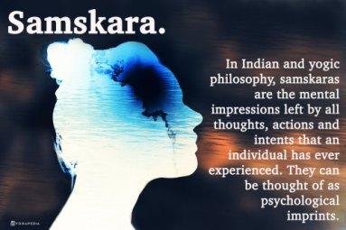 Ancient Hinduism — SAMSKARA .