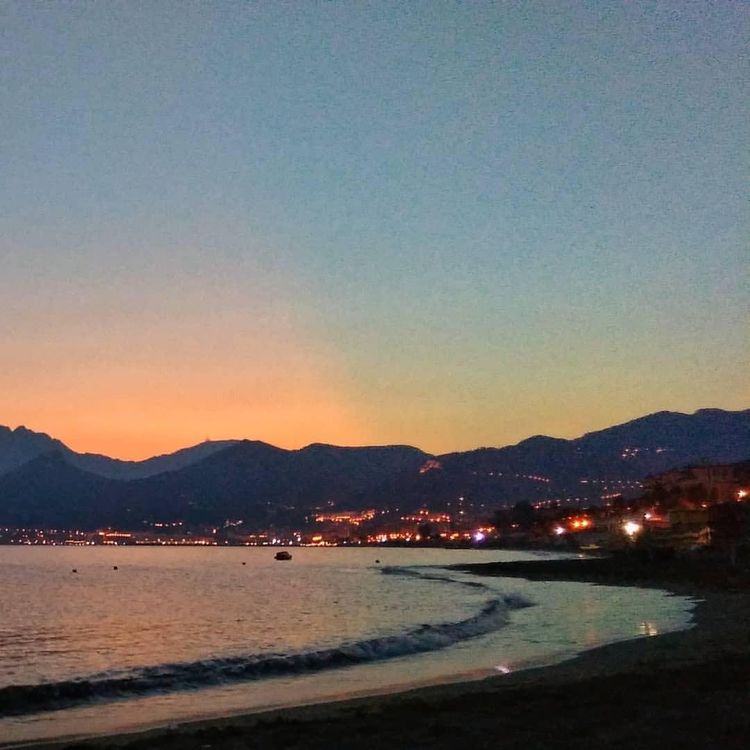#sea #summertime #water #sunset #seashore #travel #traveling #visiting #instatravel #instago #beach #landscape #seatime...