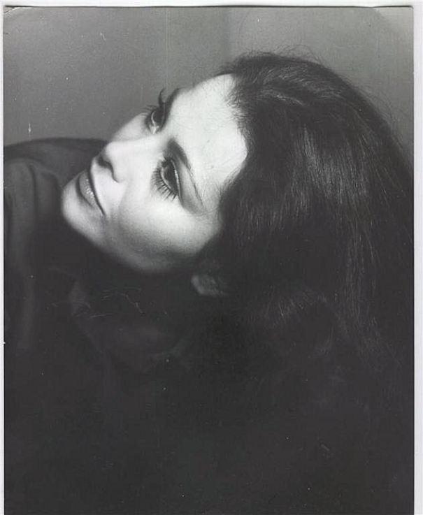 rossy mendoza (1970′s)