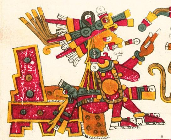 Xochipilli Represents The Concept Of Enlightened