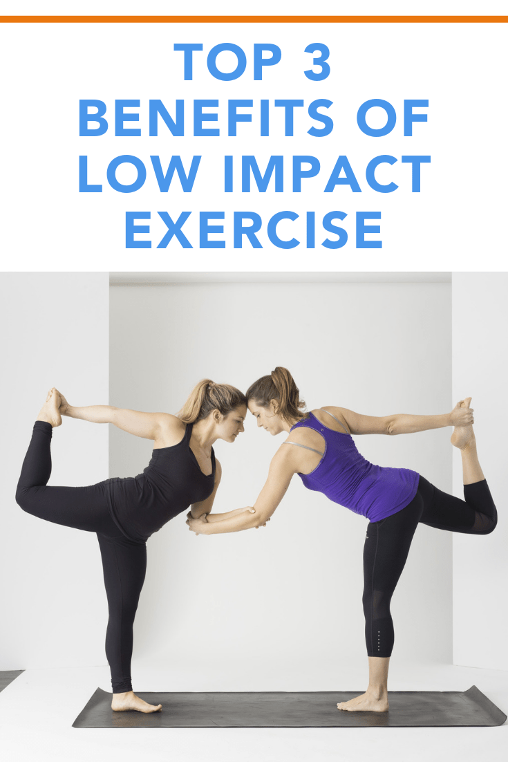 I Track Bites >> Top 3 Benefits of Low Impact Exercise - iTrackBites