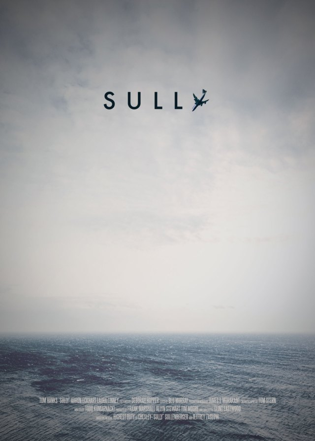 Day 257: Sully #amovieposteraday
