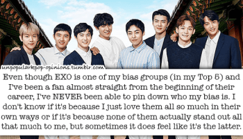 which exo member is your bias