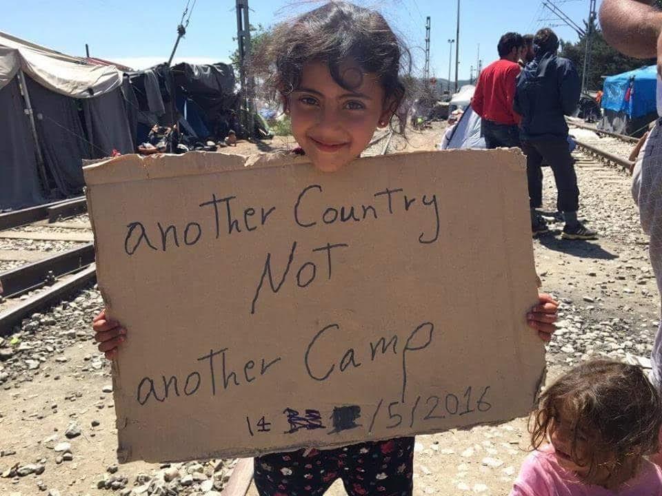 Un altro paese non un altro campo…