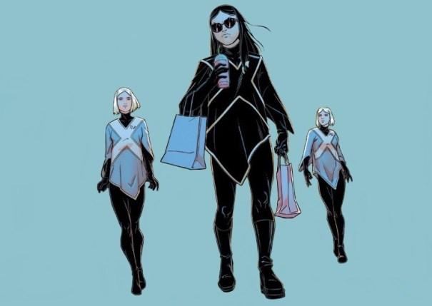 stepford cuckoos – X-Men