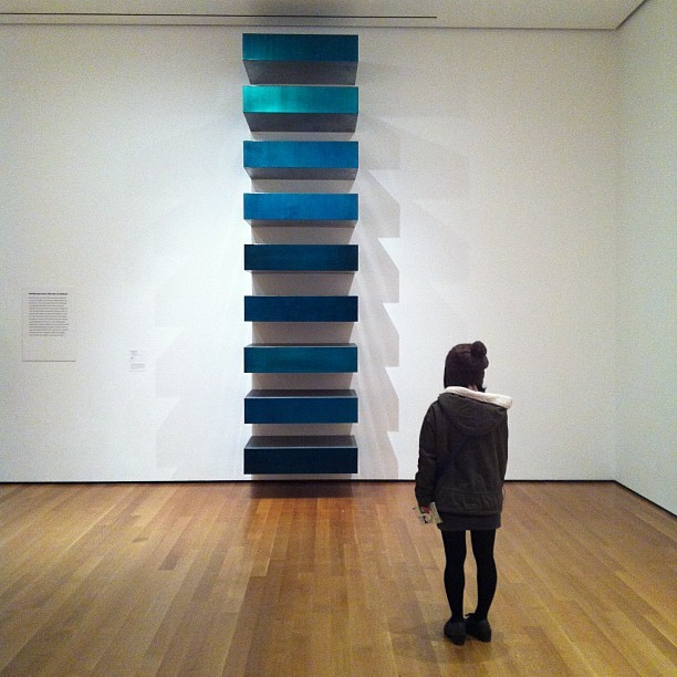 Image result for donald judd untitled 1967