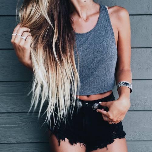 Long Hair On Tumblr