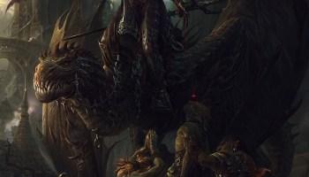 quarkmaster: Dark elf Stefan Koidl – Fantasy