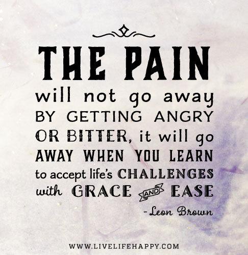 Kết quả hình ảnh cho learn to accept pain