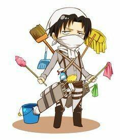 Levi Cleaning Tumblr Posts Tumbral Com