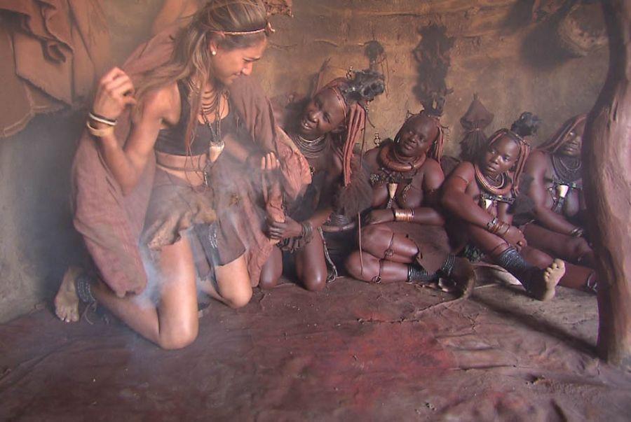 Tribal sex vacation