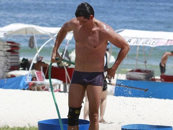 Marco Garcia com seu pau grande