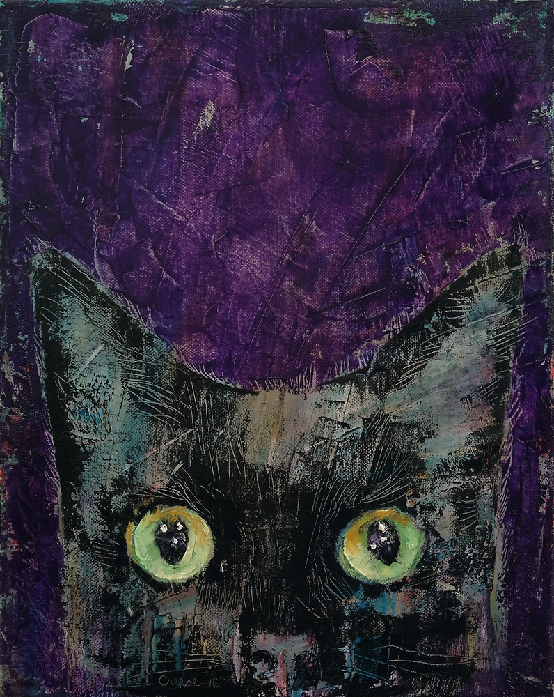 Michael Creese, Night Prowler