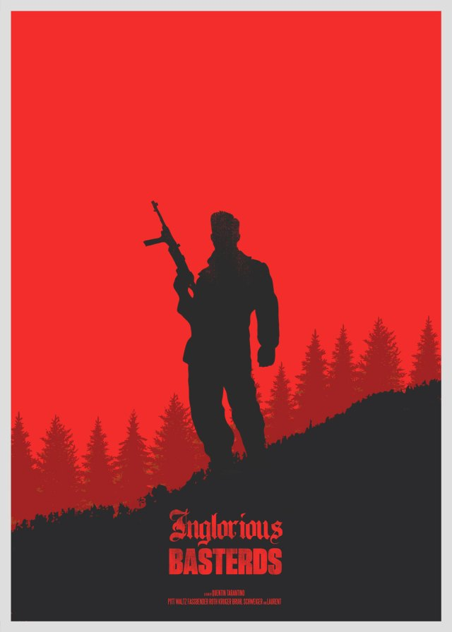 Day 78 of 365 – Inglorious Basterds. Buy this Poster.