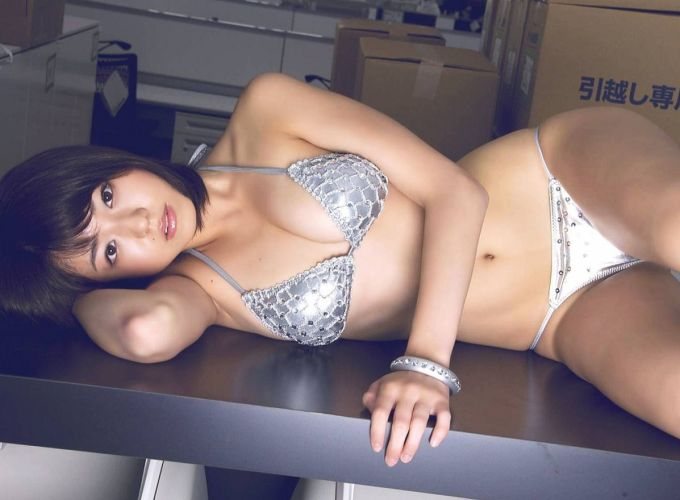 中村静香-エロ画像