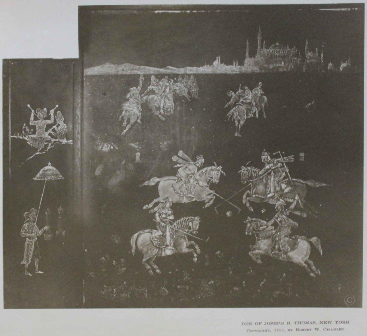 The Art Of Robert Winthrop Chanler