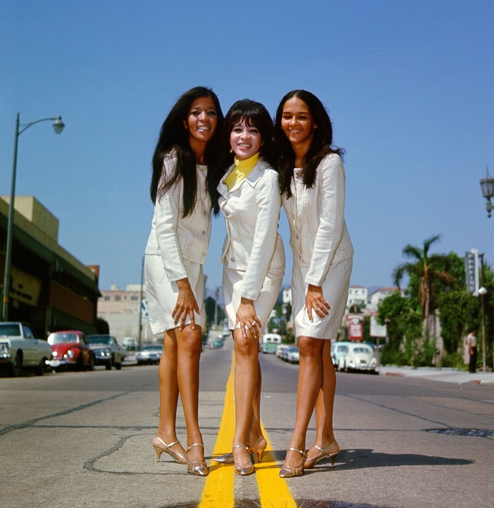 The Ronettes - Los Angeles, California U.S.A. - 1964
