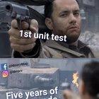 Unit test vs legacy code