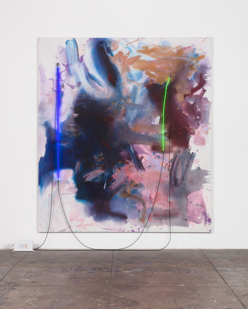 tumblr_phd2oqvH921qfc4xho4_500 Mary Weatherford  Gagosian Gallery Contemporary