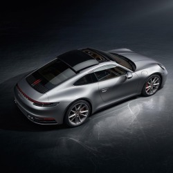 The New Porsche 911 992. Just beautiful.