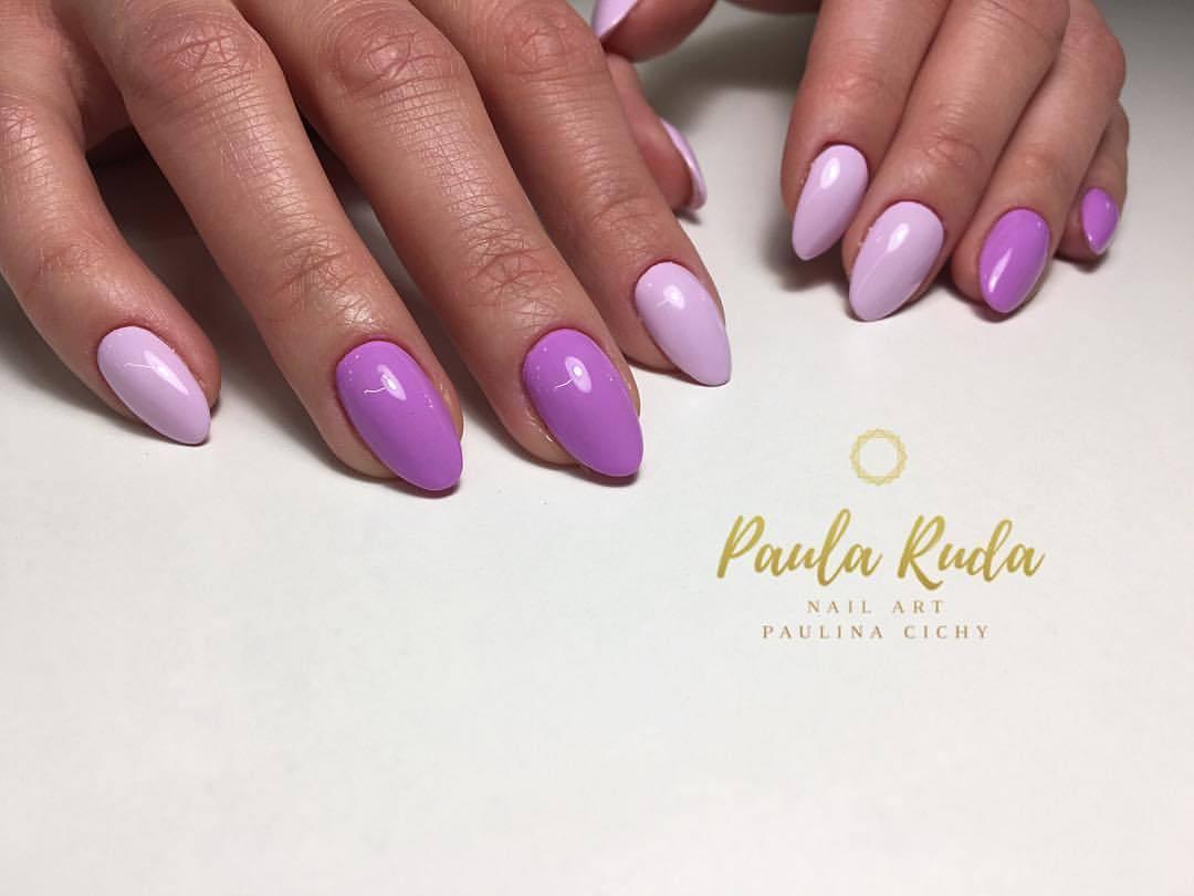 Nails Paulina Cichy Wiosenne Kolory