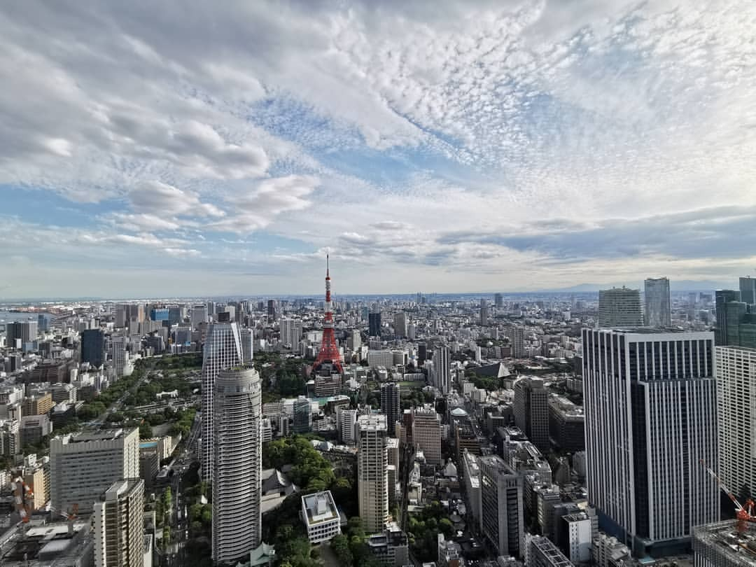 なかなかの景色 (Andaz Tokyo Toranomon Hills アンダーズ 東京)https://www.instagram.com/p/ByzY5CygTpP/?igshid=15mp8ei5a93rj